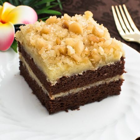 Hawaiian Chantilly Cake