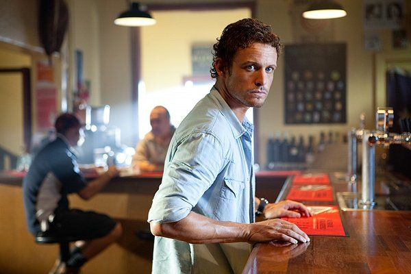 David Lyons in Swerve. #davidlyons