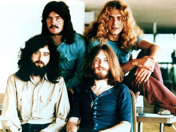 """La famosa canción de Led Zeppelin """"Stairway to Heaven"""" es demandada por plagio."""