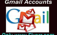 give you 15 USA PVa Gmail Accounts