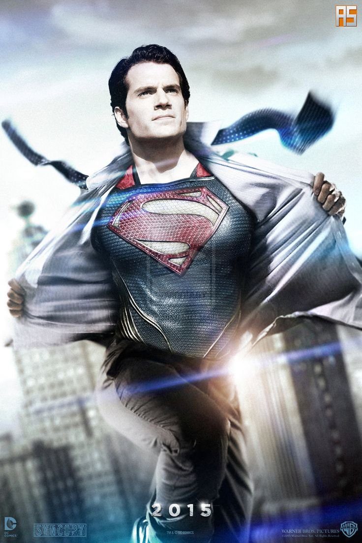 Superman/Batman (2015) - Clark Kent v.2 by AndrewSS7.deviantart.com on @deviantART