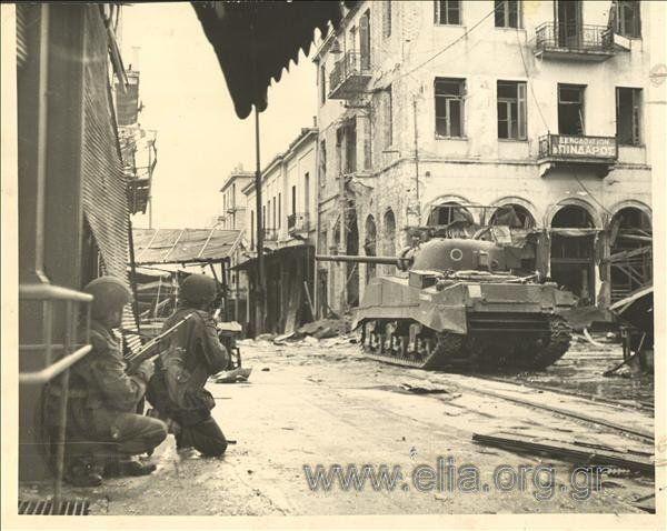 Αθηνάς και Σοφοκλέους 1940-1944