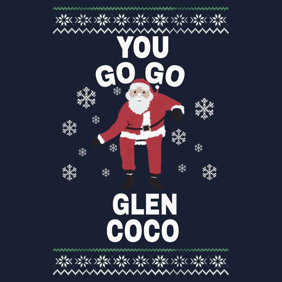 You GOGO Glen COCO Christmas Sweater