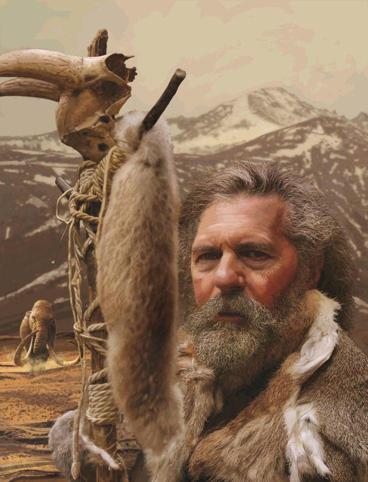 Stefano Ricci - Ice Age Europeans around 35,000 years ago