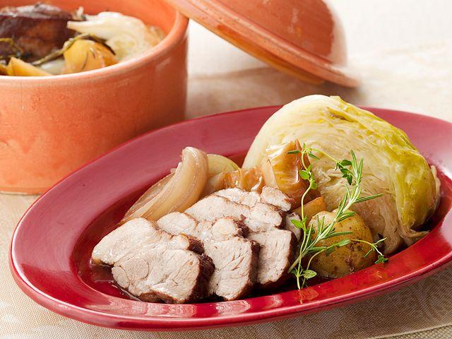 豚肉のポットロースト | S エスビー食品株式会社