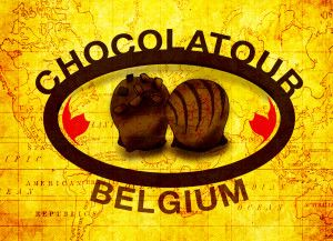 """""""Chocolatour: A Quest for the World's Best #Chocolate"""" will be published on June 23, 2013. #books"""