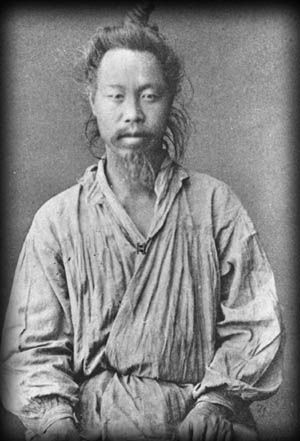 [1894] 김개남 동학의 태인(泰仁) 대접주(大接主)로 1894년 농민전쟁의 지도자.