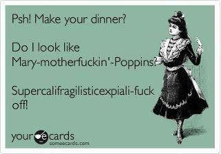 my wife......Mary Poppins, Laugh, Quotes, Funny Stuff, Humor, Things, Ecards, Hilarious, Funnystuff