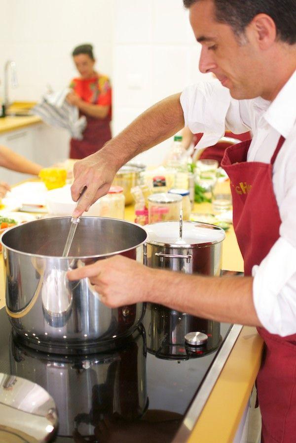 86 best aprendiendo a cocinar images on pinterest sweet - Cursos de cocina en barcelona para principiantes ...