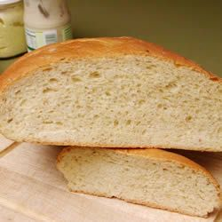"""Winnipeg Rye Bread: """"Famous Winnipeg style rye bread which uses cracked rye and white flour instead of rye flour. This makes a light colored, richly flavored bread. Adapted for the bread machine."""" — Golova #canadian"""