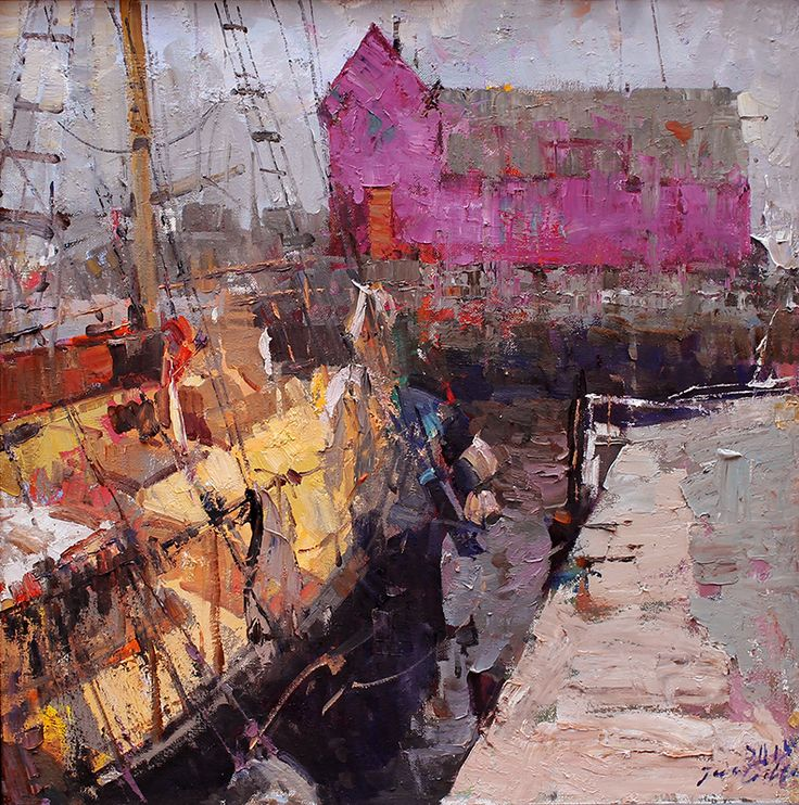 Jove Wang Paintings For Sale