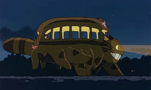 Catbus - My Neighbor Totoro | 20 Most Adorable Supporting Hayao Miyazaki Creatures
