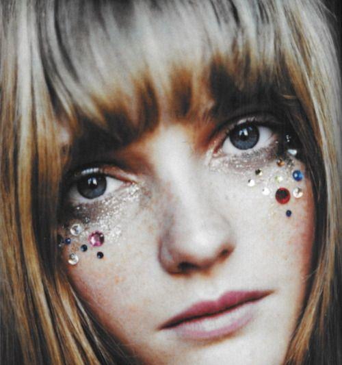 Glitter, Fall 2013: Glam Rock