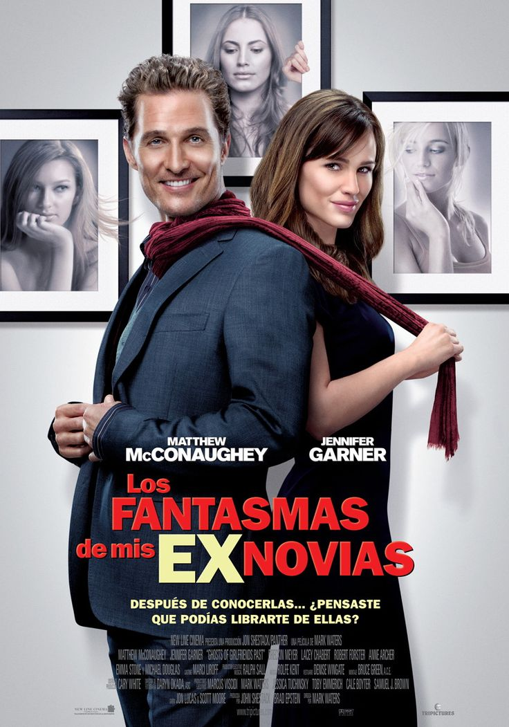 Los fantasmas de mis ex novias - Ghosts of girlfriends past