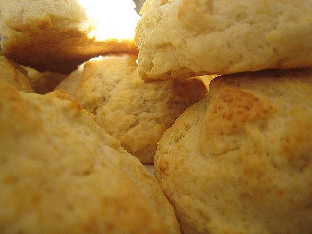 Flaky, Buttery Gluten Free Biscuits Recipe - Gluten Free Bread