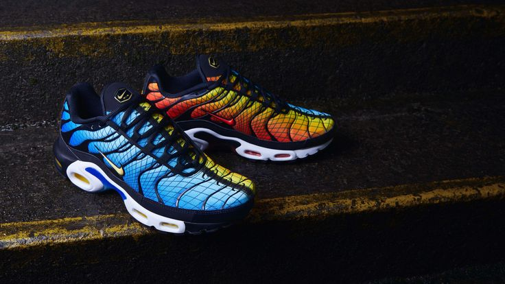 END. Features | Nike Air Max Plus (TN) 'Greedy' - Register Now on ...