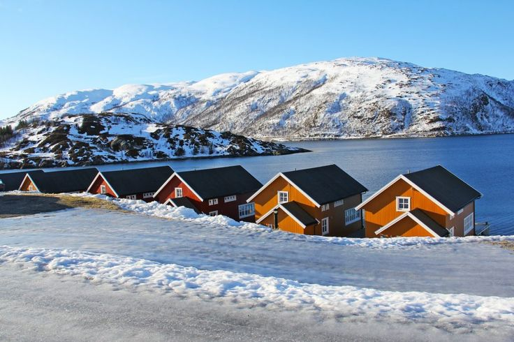 Flight Vienna to Tromso, Norway for just 231 EUR