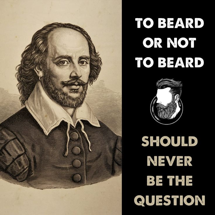Pin on beard style