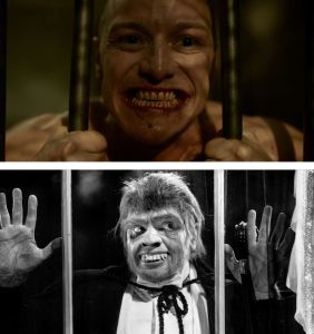 Split (2016) v Dr. Jekyll and Mr. Hyde (1931)