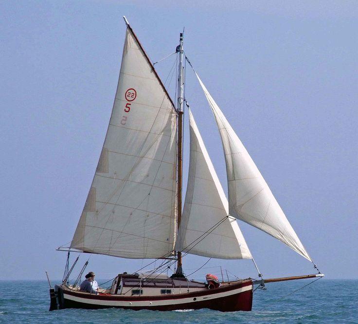1987 Oysterman 22 Sail Boat For Sale - www.yachtworld.com