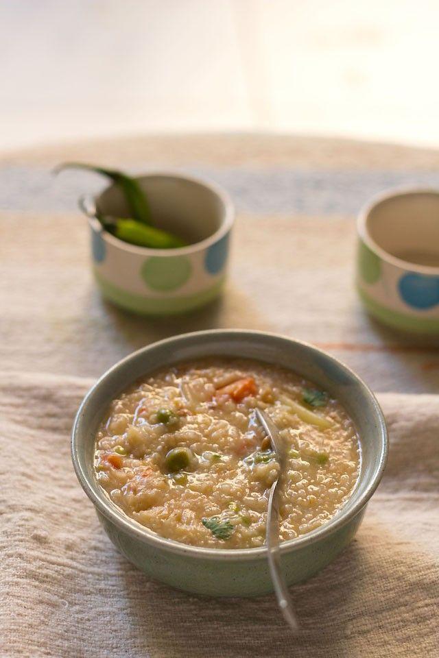 Vegetable Dalia recipe - namkeen dalia