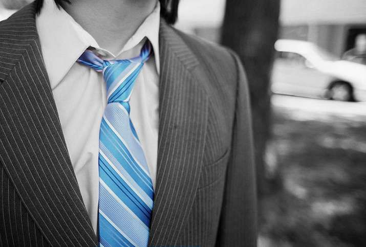 Comment faire un noeud de cravate ? AFROKANLIFE   www.afrokanlife.com
