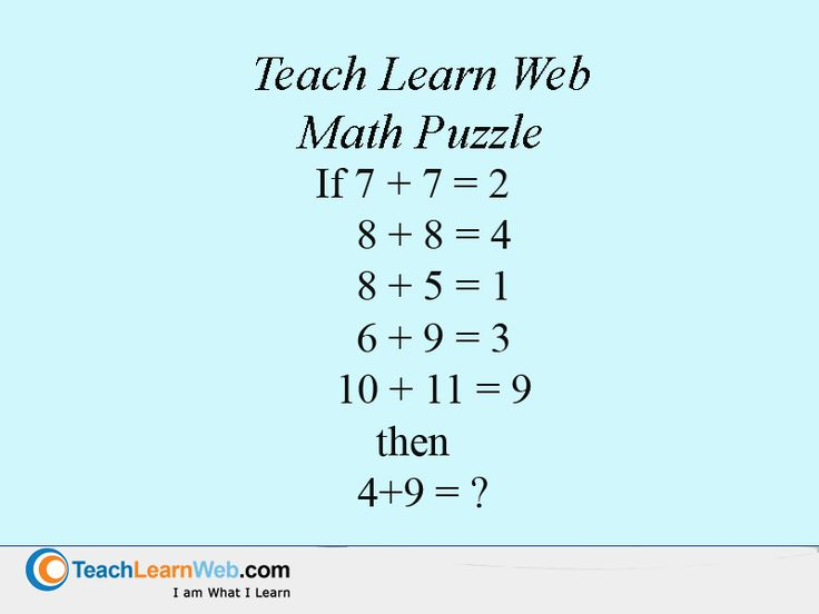 106 best Puzzles and Interesting Facts images on Pinterest | Fun ...