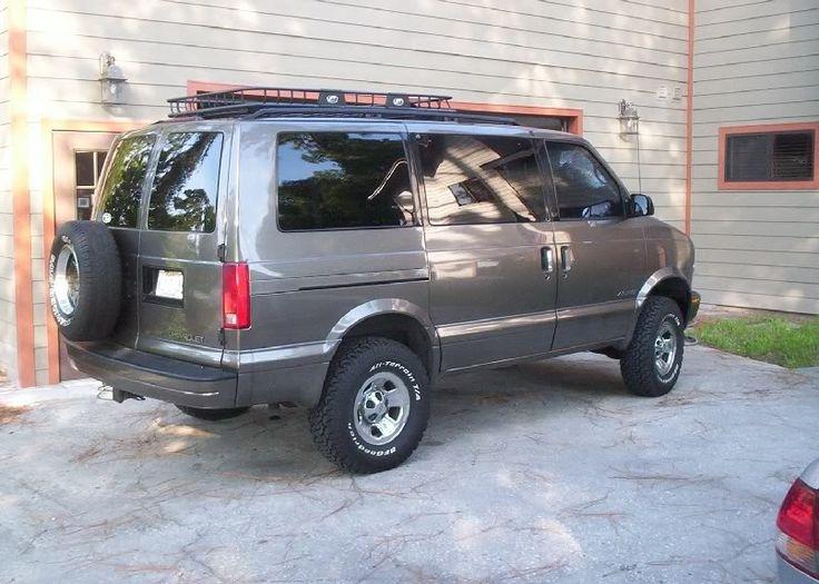astro 4x4   Thread: 4x4 vans, anybody into them?