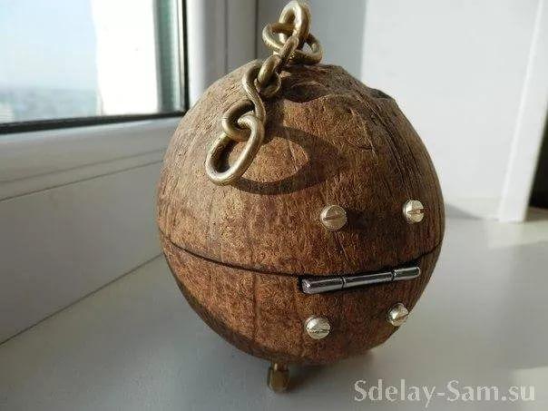 фото поделки из кокосовой скорлупы своими руками: 15 тыс изображений найдено в Яндекс.Картинках