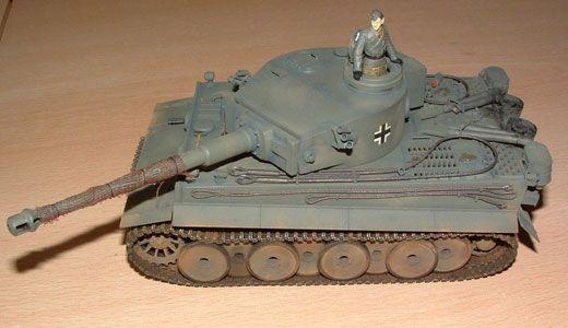 PzKpfw. VI Ausf. E (früh) von Thorsten Reif (1:35 Tamiya)