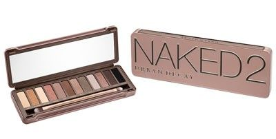 Urban Decay Naked 2 Eyeshadow Palette - Skincare & Makeup