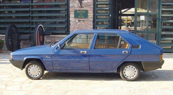 OG |Reliant / Anadol FW11 | Prototype dated 1977