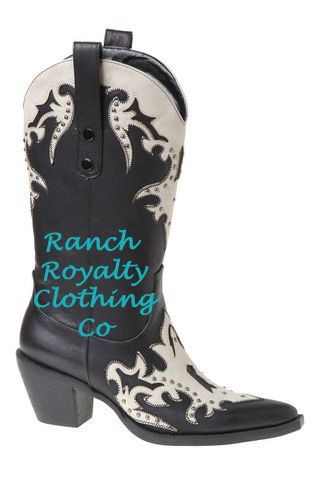 Livin' in Cowtown Boots