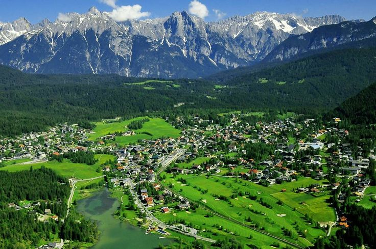 Seefeld, Tirol is number 8 on list of best places to visit in Austria