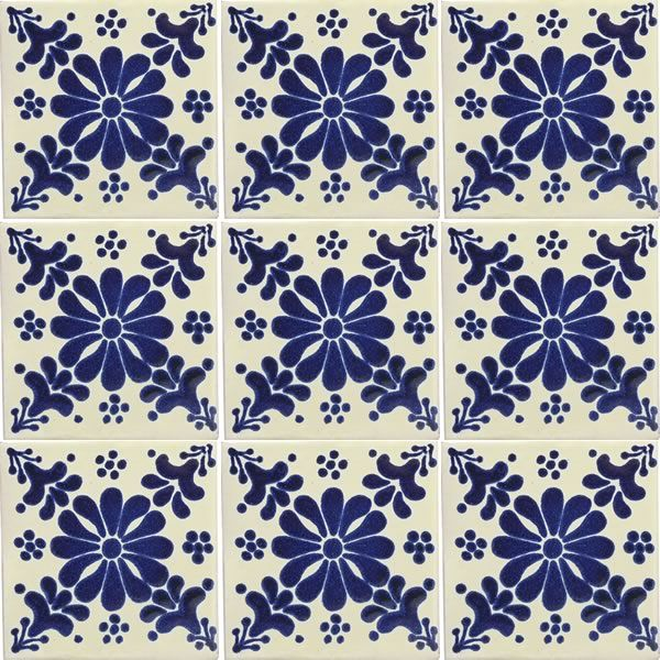 Mexican Tile - Graciela Mexican Tile