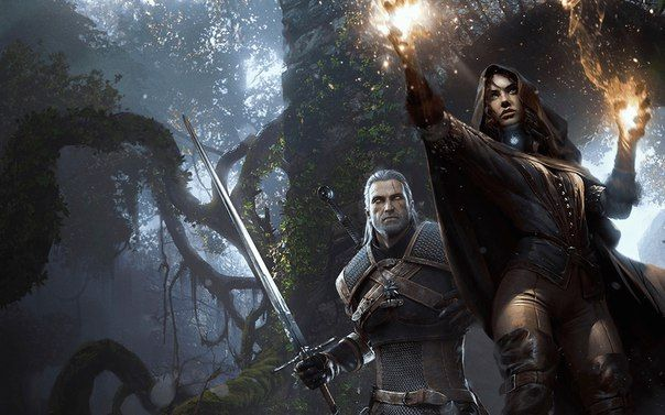 Some Russian Sci-Fi writers interviewed the author of the Witcher books: he says a couple of things about the game too #TheWitcher3 #PS4 #WILDHUNT #PS4share #games #gaming #TheWitcher #TheWitcher3WildHunt