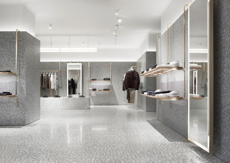 David Chipperfield Architects – Valentino Man Store