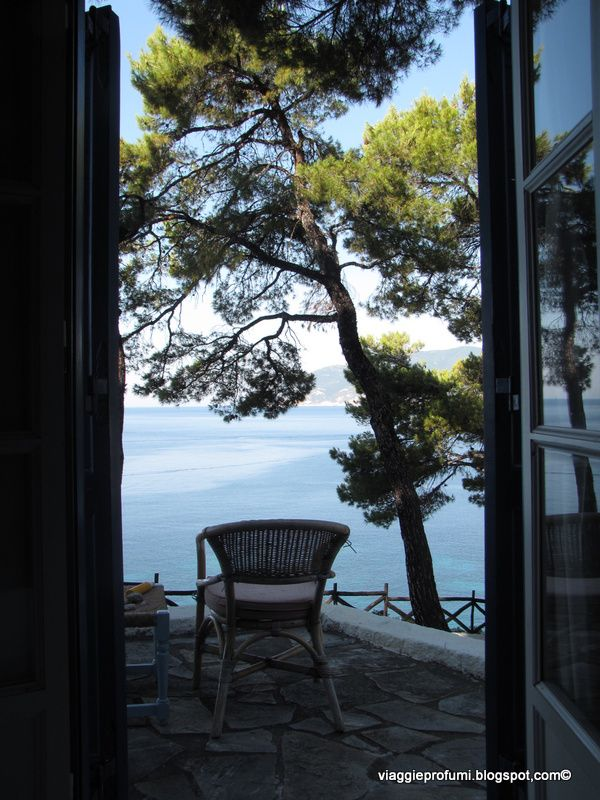 From my room, in Alonissos island, Greece