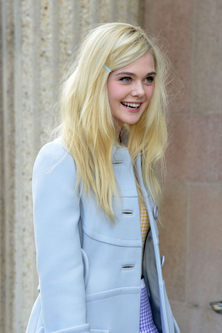 Elle Fanning Covers Fashion Magazine Says She Loves Being: Elle Fanning 2018: Hair, Eyes, Feet, Legs, Style, Weight