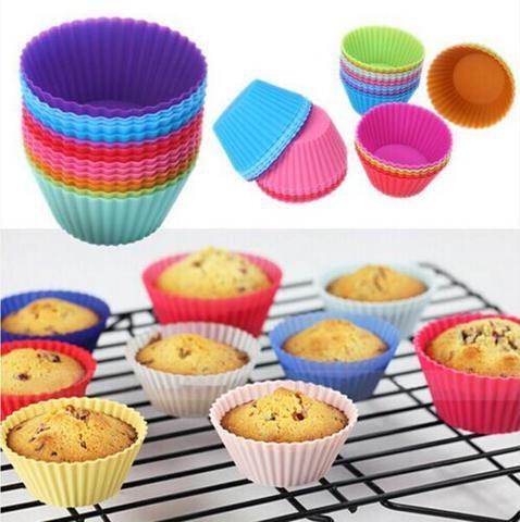 12x Cupcake Molds