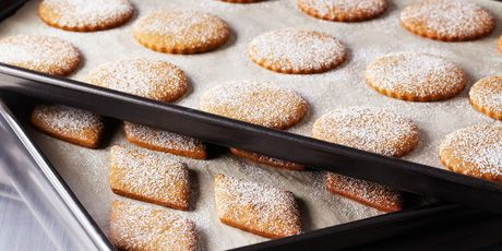 Basic Gingerbread Cut-Out Cookies from Anna Olson