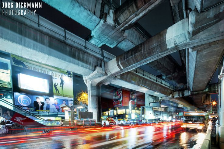 so cool~ Photograph Bangkok Beton IV by Jörg Dickmann Photography on 500px