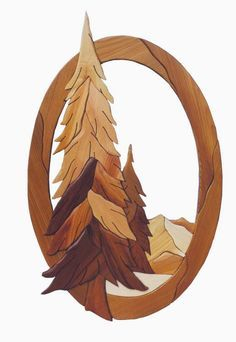 Image result for intarsia wood