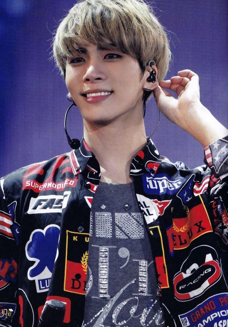"SHINee World 2014 ""I'm Your Boy"" Special Edition in Tokyo Dome DVD Jonghyun"