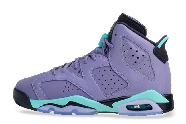 Another new colorway of the Air Jordan 6 Retro, made for the ladies. Description from 2jordans.com. I searched for this on bing.com/images
