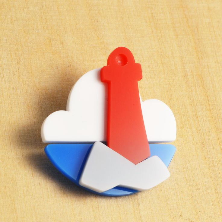 Lighthouse Brooch from Berylune