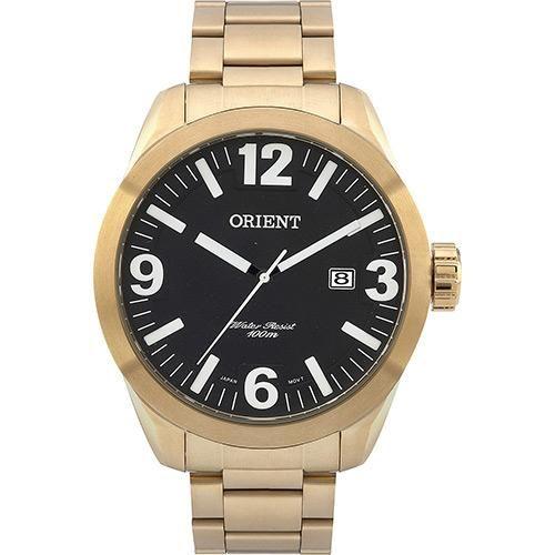 [AMERICANAS] Relógio Masculino Dourado ORIENT De: 699 Por: 229,90 em 8x sem juros