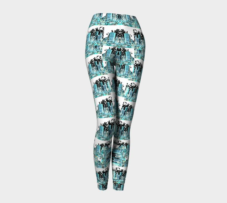 "Leggings+""Atlanta+City+View""+by+Epitomee"