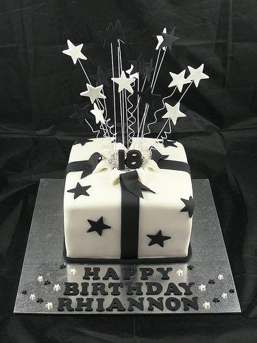 18th Birthday Cake | Flickr - Photo Sharing!