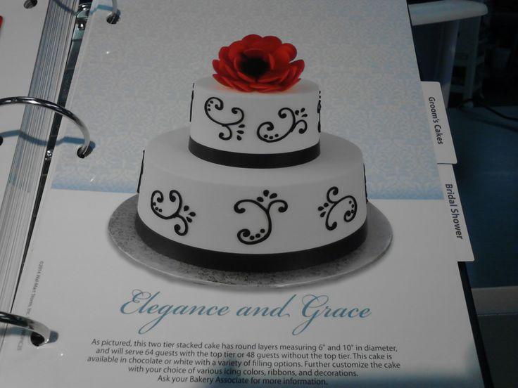 17 Best 1000 images about Walmart wedding cakes on Pinterest Bavarian
